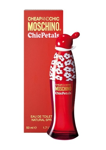 Moschino Cheap & Chic Chic Petals W EDT 100ml