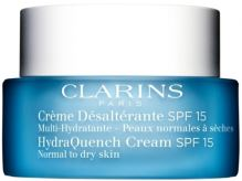 Clarins HydraQuench Cream SPF 15 Normal to Dry Skin 50ml