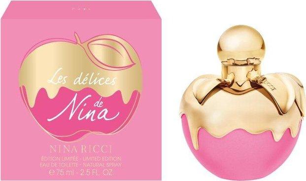 Nina Ricci Les Delices De Nina W EDT 75ml