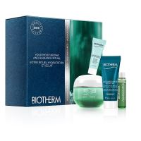 Biotherm Aquasource Gel R80 50ml + AQS Serum 7ml + AQS Night Bath 20ml + AQS Fresh Eye 3ml