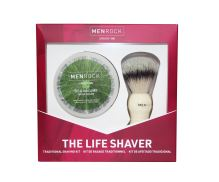MENROCK The Life Shaver Sicilian Lime & Caffeine SET