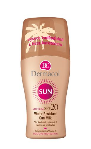 Dermacol Sun Milk Spray SPF20 200ml W