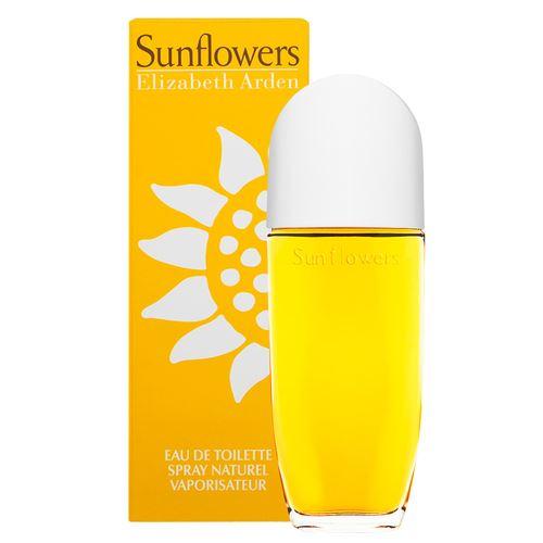 Elizabeth Arden Sunflowers toaletní voda 100 ml Pro ženy TESTER