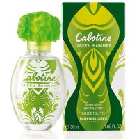 Gres Cabotine Green Summer W EDT 50ml