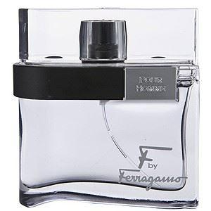 Salvatore Ferragamo F by Ferragamo Black toaletní voda 100 ml Pro muže TESTER
