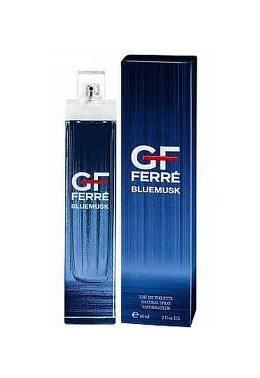 Gianfranco Ferre Bluemusk Toaletní voda 30ml U