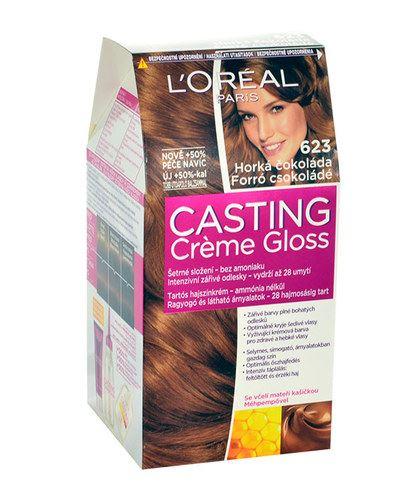 L'Oréal Paris Casting Creme Gloss 1ks W 603 Chocolate Caramel