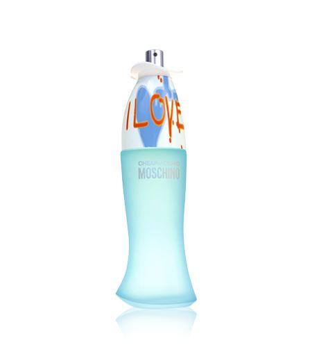 Moschino I Love Love toaletní voda 100 ml Pro ženy TESTER