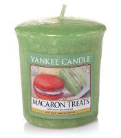 Yankee Candle Votivní svíčka Macaron treats 49g