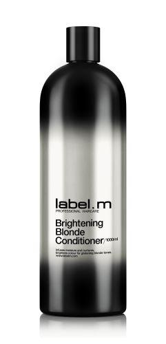 Brightening Blonde Conditioner 1000ml/kondicioner na blond vlasy