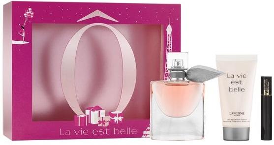 Lancome La Vie Est Belle W EDP 30ml + BL 50ml + Hypnose Mascara Mini 2ml