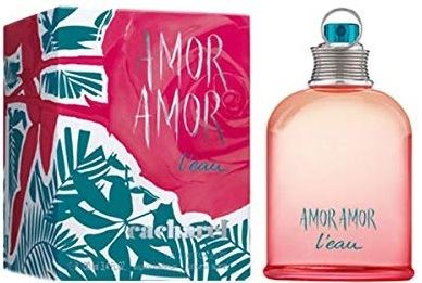 Cacharel Amor Amor L'Eau Tropical Collection 2015 W EDT 100ml