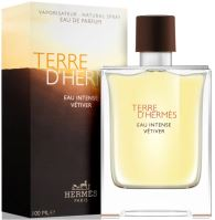 Hermes Terre D'Hermes Eau Intense Vétiver