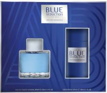 Antonio Banderas Blue Seduction For Men M EDT 100ml + deodorant 150ml