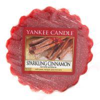 Yankee Candle Vonný vosk Sparkling cinnamon 22g