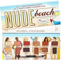 TheBalm Nude Beach Eyeshadow Palette 9,6g