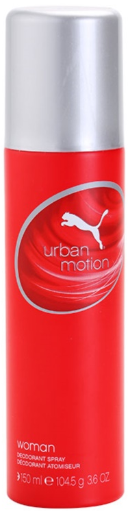 Puma Urban Motion Deodorant Spray W 150ml
