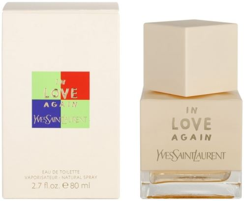 Yves Saint Laurent La Collection In Love Again toaletní voda 80 ml Pro ženy