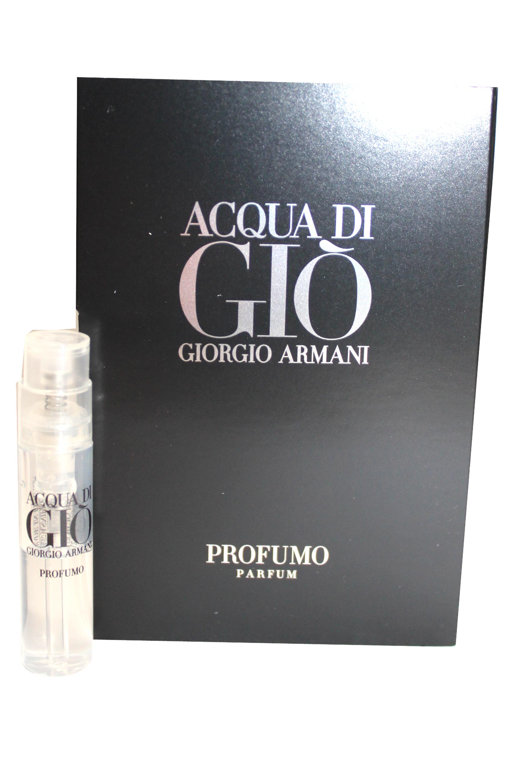 Giorgio Armani Acqua Di Gio Profumo M EDP 1,5ml