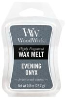 WoodWick vonný vosk Evening Onyx 22,7g