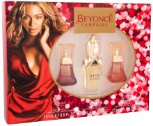 Beyoncé Rise W EDP 30ml + Heat EDP 15ml + Heat Rush EDP 15ml