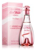 Davidoff Cool Water Woman Sea Rose Caribbean Summer Edition W EDT 100ml