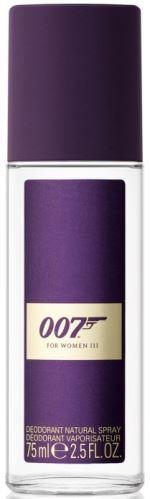 James Bond 007 For Women III Deodorant Natural Spray W 75ml