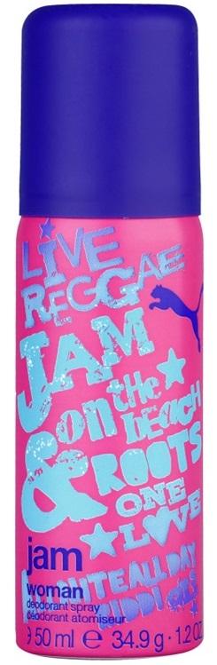 Puma Jam Woman Deodorant Spray W 50ml
