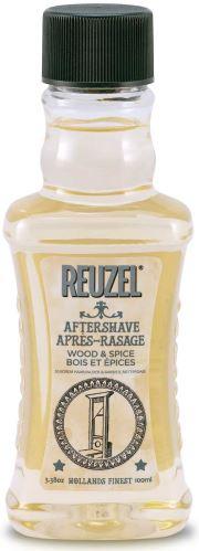 REUZEL Wood & Spice Aftershave - 3.38oz/100ml