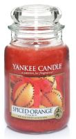Yankee Candle Spiced orange 623g