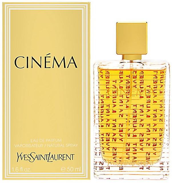 Yves Saint Laurent Cinéma