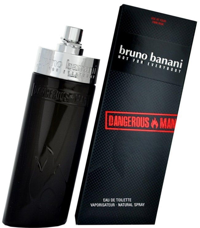 Bruno Banani Dangerous Man M EDT 30ml