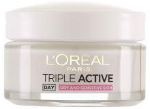 L'Oréal Paris Triple Active Dry And Senitive Skin Day Cream 50ml
