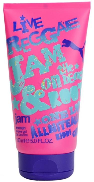 Puma Jam Woman Shower Gel W 150ml