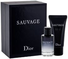 Dior Sauvage M EDT 10ml + SG 20ml