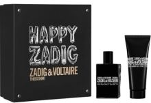 Zadig & Voltaire This is Him! M EDT 50ml + SG 100ml