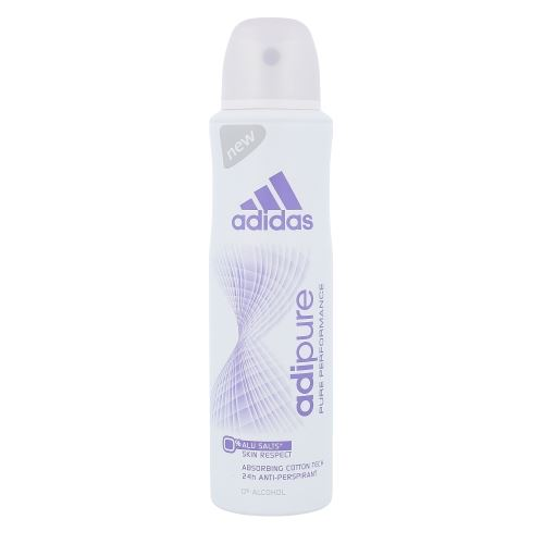 Adidas Adipure antiperspirant ve spreji 150 ml Pro ženy
