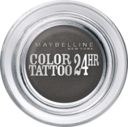 Maybelline Eyestudio Color Tattoo 24HR 4g - 55 Immortal Charcoal