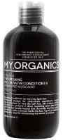 MY.ORGANICS The Organic Pro-Keratin Conditioner Argan And Avocado