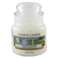 Yankee Candle Clean cotton 104g