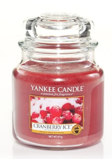 Yankee Candle Cranberry ice 411g