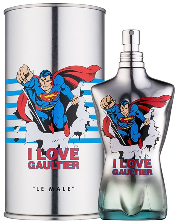 Jean Paul Gaultier Le Male Superman Eau Fraîche