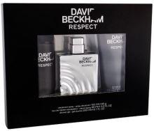 David Beckham Respect M EDT 90ml + SG 200ml + deodorant 150ml