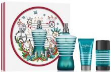Jean Paul Gaultier Le Male M EDT 125ml + ASB 50ml + deostick 75ml