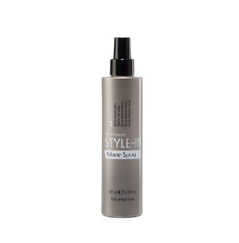 Inebrya STYLE-IN Volume Spray sprej pro objem vlasů 200 ml