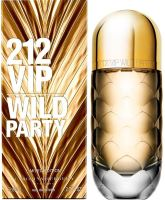 Carolina Herrera 212 VIP Wild Party W EDT 80ml