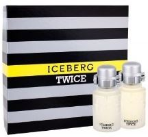 Iceberg Twice M EDT 75ml + AS 75ml
