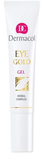 Dermacol Eye Gold Gel 15 ml