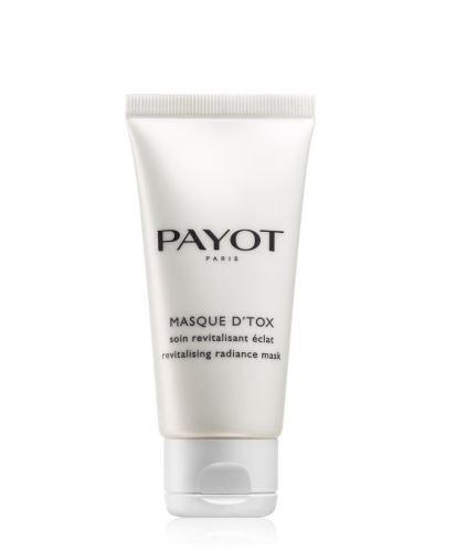 Payot Les Démaquillantes detoxikační rozjasňující pleťová maska 50 ml