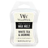 WoodWick vonný vosk White tea jasmine 22,7g